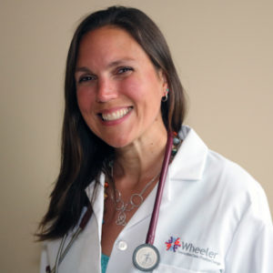 Rebecca Eleck, M.D. - Primary Care Medical Director, Wheeler Health & Wellness Center
