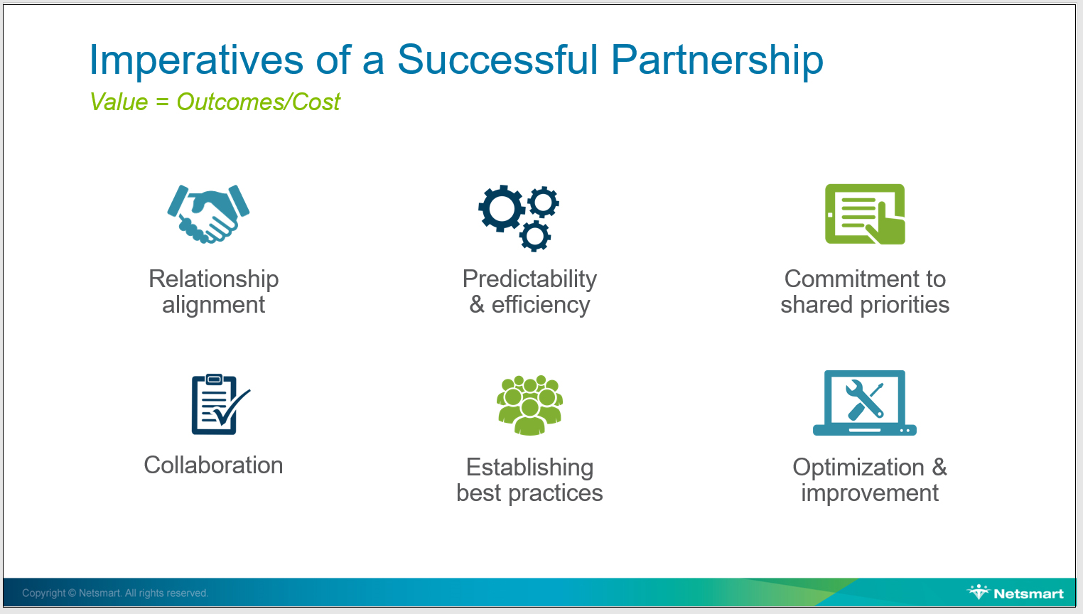 Netsmart Partnership